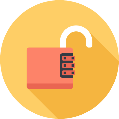 We don't lock customers in with proprietary software.